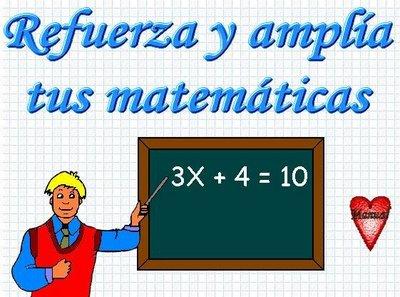 Matemáticas interactivas de primaria